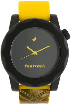 Fastrack NG38022PP06CJ  Analog Watch For Unisex