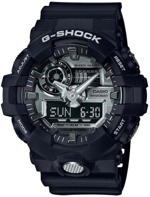 Casio G-Shock G738 Analog-Digital Watch (G738)