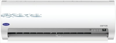 Image of Carrier 1.5 Ton 3 Star Split Air Conditioner which is one of the best air conditioners under 40000