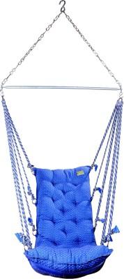 Smart Beans Royal Blue Cotton Swing(Blue)