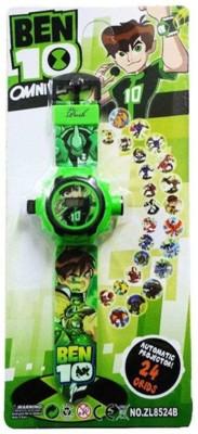 Ben 10 ben 10 projector watch(Green)