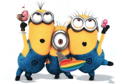 [MY HOME]Minions pumpum Poster(POSTER SIZE 30cm X 45cm) Paper Print(18 inch X 12 inch, Rolled)  available at flipkart for Rs.140