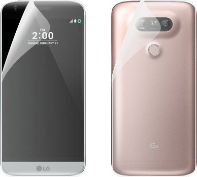 Zootkart Impossible Screen Guard for LG G2(Pack of 1)
