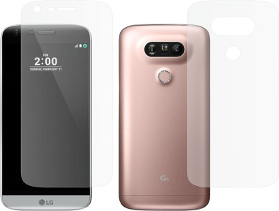 Case Creation Front and Back Screen Guard for LG G4 H815 5.5-inch