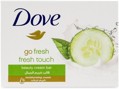 Dove Go Fresh Touch Beauty Cream Bar Soaps(3 g) at flipkart
