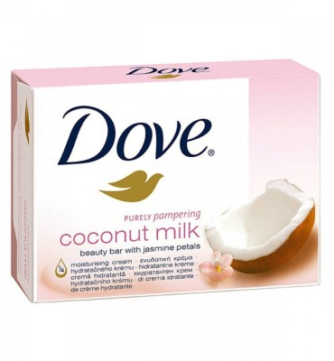 Dove Coconut Milk Beauty Cream Bar(3 x 7 g) at flipkart