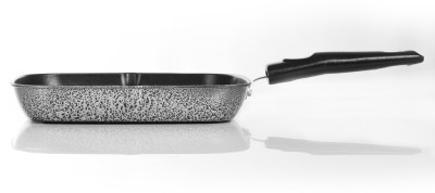 Sumeet 3mm Nonstick Nexus 26 Cm Grill Pan 26 cm diameter(Aluminium, Non-stick) at flipkart
