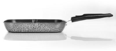 Sumeet 3mm Nonstick Nexus 26 Cm Grill Pan 26 cm diameter(Aluminium, Non-stick) at flipkart