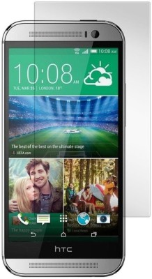 AcceHub Tempered Glass Guard for HTC ONE M8  available at flipkart for Rs.119