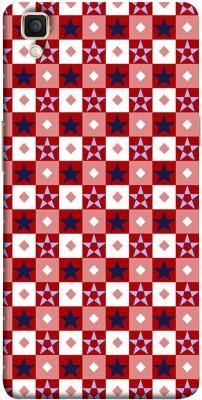 PrintVisa Back Cover for OPPO F1 Plus, Oppo R9 Multicolor