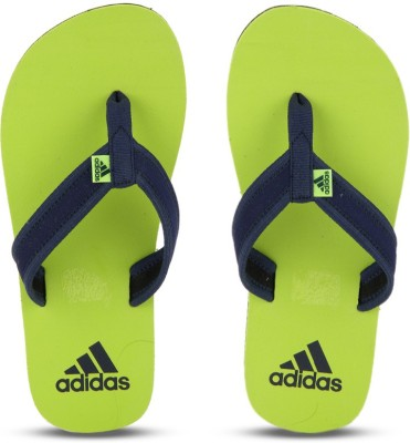 Adidas Boys Slip On Slipper Flip Flop(Yellow) at flipkart