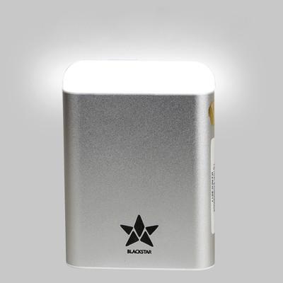 BLACKSTAR 10400 mAh Power Bank Silver, Lithium ion BLACKSTAR Power Banks