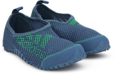 Adidas Boys & Girls Velcro Sports Sandals(Blue) at flipkart