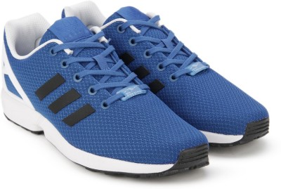 Adidas Originals Boys & Girls Lace Casual Boots(Blue) at flipkart