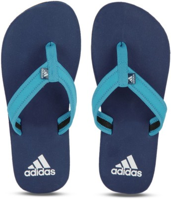 Adidas Boys Slip On Slipper Flip Flop(Blue) at flipkart