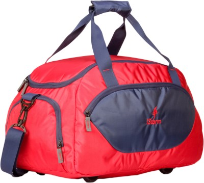 istorm Delta Red   Navy Blue Small Travel Bag   Medium Red, Blue istorm Small Travel Bags