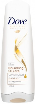 Dove Nutritive Solution Nourishing Oil Care Conditioner (320ml)