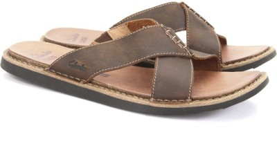 0947cdb75 Clarks Men Tan Leather Sports Sandals available at Flipkart for Rs.3299
