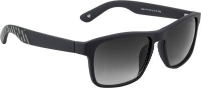 Superman Rectangular Sunglasses(Grey) at flipkart