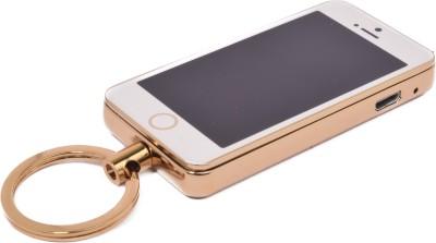 Veevi I Phone Shaped Usb Rechargeable Flameless Lighter 1250 Cigarette Lighter
