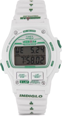 Timex T5K8386S Ironman Digital Watch For Unisex