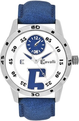 Cavalli CW277 Blue Ice Casual Analog Watch   For Men Cavalli Wrist Watches
