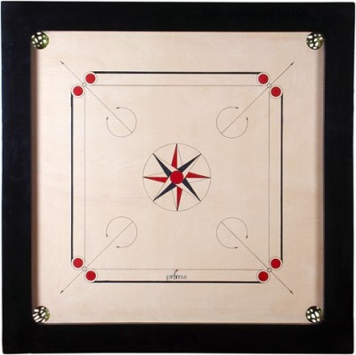 OSEL CALASSYSHOPO MEDIUM 33 inch Carrom Board(Multicolor)  available at flipkart for Rs.1696