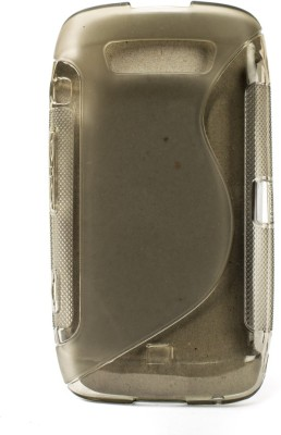 Mystry Box Back Cover for Blackberry Torch 9850 Transparent Mystry Box Plain Cases   Covers