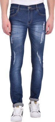 Ansh Fashion Wear Regular Men's Blue Jeans at flipkart