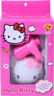Shy Products Rotating Hello Kitty With Handle Launcher(Multicolor)