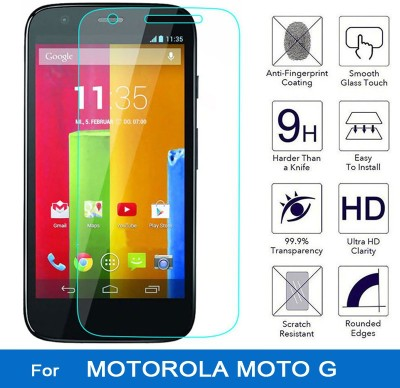 Caseking Tempered Glass Guard for Motorola Moto G Motorola Moto G { 1St Gen }