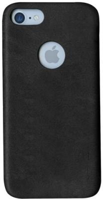 Uniq Back Cover for Apple iPhone 7(Black, Grip Case)