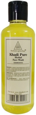 Khadi Herbal Face Wash - 210ml