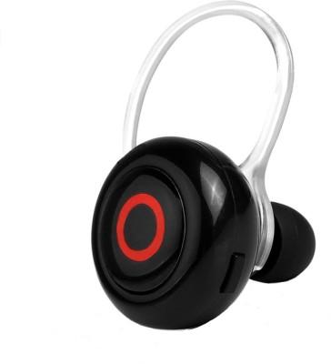 Technomart Mini V4.0 EDR Stereo For Smartphone-Black- Bluetooth Headset with Mic(Black, In the Ear) 1