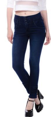 Cali Republic Slim Women Blue Jeans