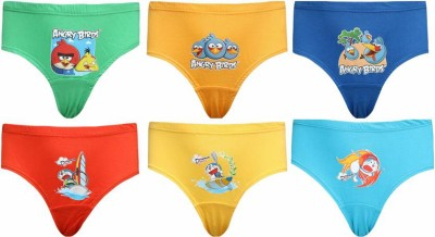 Chillmun Brief For Boys(Multicolor Pack of 6) at flipkart