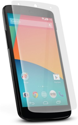AcceHub Tempered Glass Guard for GOOGLE NEXUS 5  available at flipkart for Rs.119