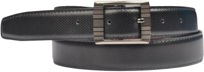 FULTEN Men Formal Brown, Black Artificial Leather Belt