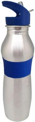 Tuelip Sports Water bottle 750 ml Bottle Pack of 1, Silver