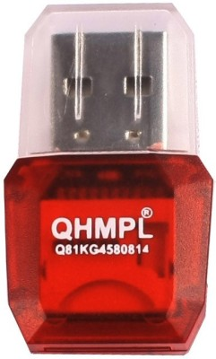 MEZIRE QHM5579 W-12 Card Reader(Red)