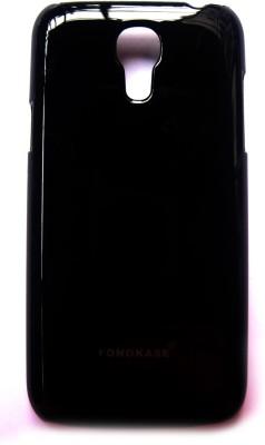 Fonokase Back Cover for Samsung s4 mini(Peppy Black)