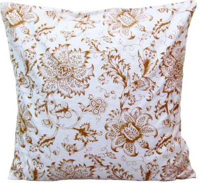 Vatsara Printed Cushions Cover(40 cm*40 cm, White)  available at flipkart for Rs.86
