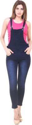 Pantof Women's Blue Dungaree