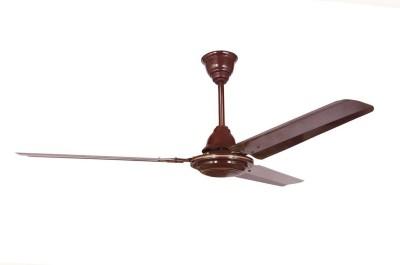 Sameer 5 Star Gati 3 Blade Ceiling Fan(Brown)