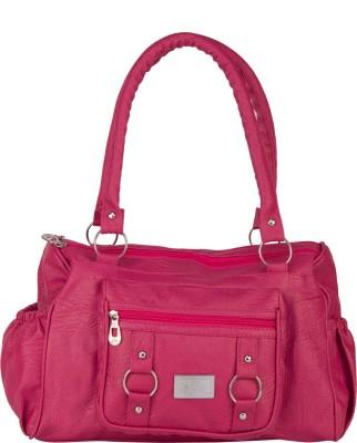 7c8879afa3 Da Milano Hand held Bag Pink Best Price in India