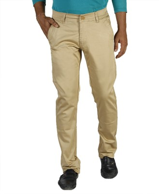 Star Slim Men's Yellow Jeans