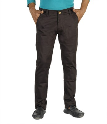 Star Slim Men's Brown Jeans