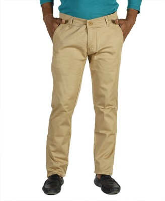 Star Slim Men's Beige Jeans