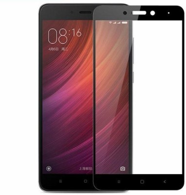 Karimobz Tempered Glass Guard for Mi Redmi Note 4(Pack of 1)