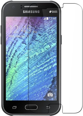 MOBIVIILE Tempered Glass Guard for Samsung Galaxy J1 2016, Samsung Galaxy J1 4G(Pack of 1)